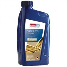 Моторное масло SAE 0W-20, 1L Eurolub SUPER ECO