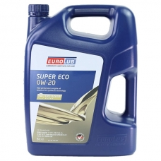 Моторное масло SAE 0W-20, 5L Eurolub SUPER ECO