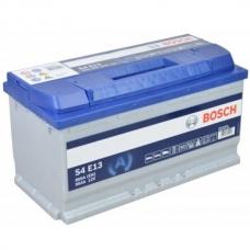 Аккумулятор 12V 95AH 850A(EN) Bosch S4 013 EFB(AGM-) 0092S4E130