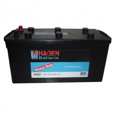 Аккумулятор 12V 140Ah 800A Hagen 64020 Heavy Duty