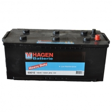Аккумулятор 12V 190Ah 1000A Hagen 69010 Heavy Duty