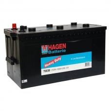 Аккумулятор 12V 210Ah 1200A Hagen 70038 Heavy Duty