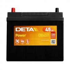 Аккумулятор 12V 45Ah 300A Deta DB457 Power