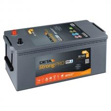Аккумулятор 12V 140Ah 800A Deta DE1403 Strong Pro
