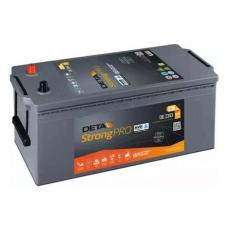 Аккумулятор 12V 235Ah 1200A Deta DE2353 Strong Pro