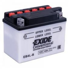Аккумулятор 12V 4Ah 50A Exide EB4L-B