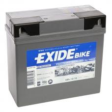 Аккумулятор 12V 19Ah 170A Exide GEL12-19