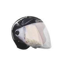 Мотоциклетный шлем HF-215 Матовый черный