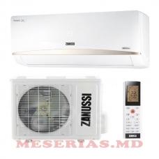 Кондиционер 20м² Zanussi Perfecto DC Inverter ZACS/I-07 HPF/A17/N1