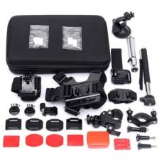 Набор Аксессуаров Для Экшн-камеры Set For Action Cameras (40 Pcs)