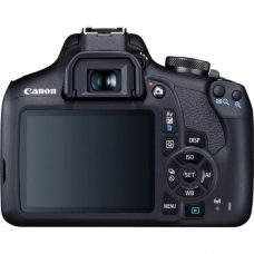 Зеркальный фотоаппарат Canon EOS 2000D 18-55 IS II