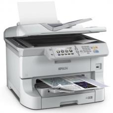 МФУ Принтер струйный Epson WorkForce Pro WF-R5690DTWF