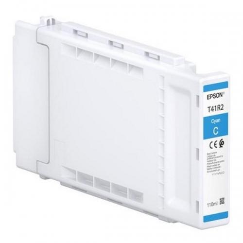 Картридж Epson T41R240 UltraChrome XD2 Cyan