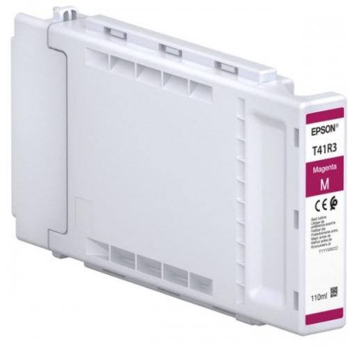 Картридж Epson T41R340 UltraChrome XD2 Magenta