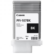 Картридж Canon PFI-107BK Black