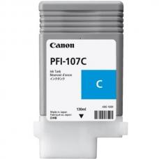 Картридж Canon PFI-107C Cyan