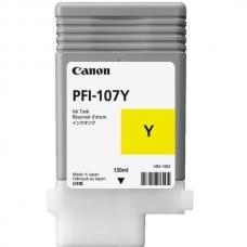 Картридж Canon PFI-107Y Yellow