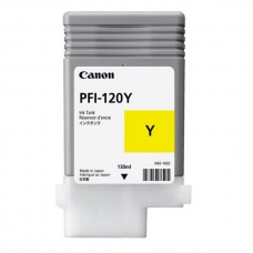 Картридж Canon PFI-120Y Yellow
