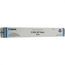Тонер Canon C-EXV49 Cyan