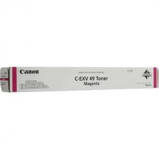 Тонер Canon C-EXV49 Magenta