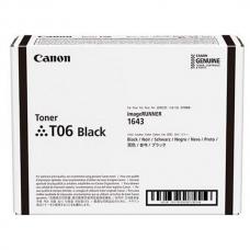 Тонер Canon T06 Black