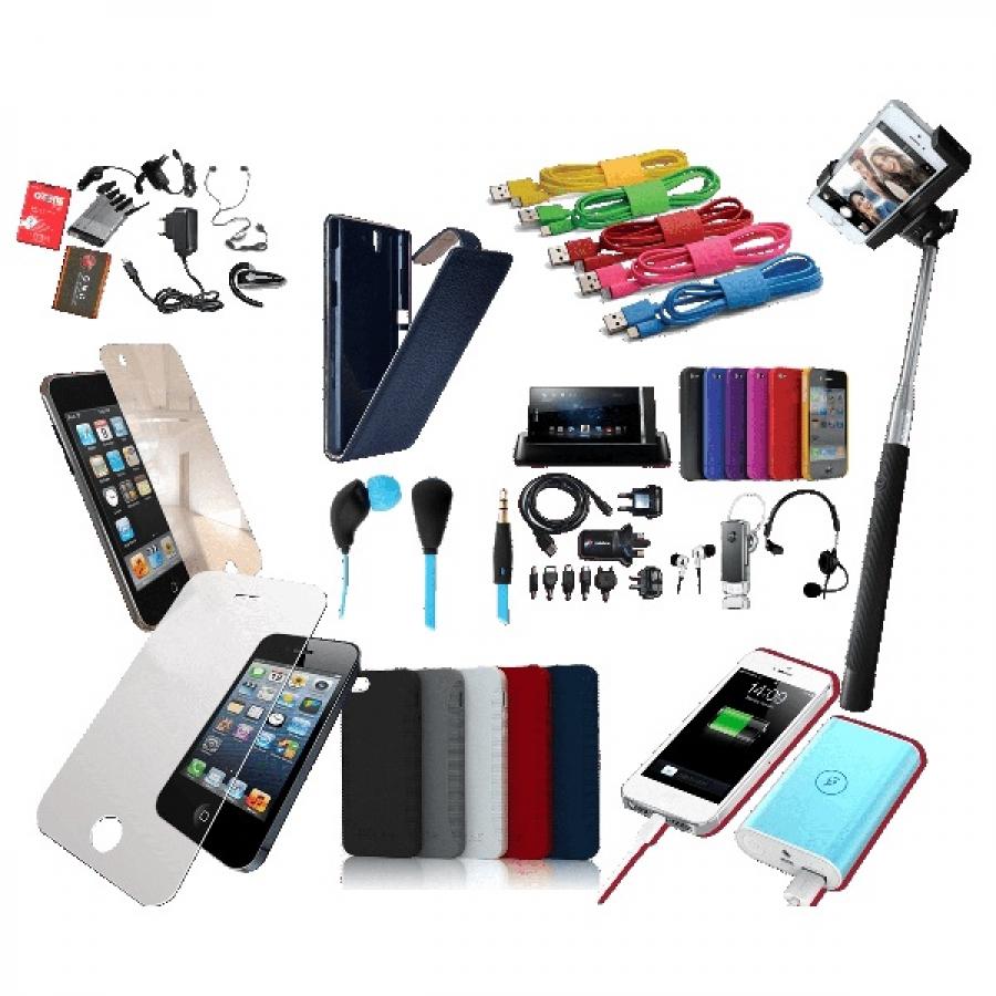 Чехлы и аксессуары для смартфонов