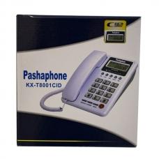 Телефон стационарный Pashaphone T8001, определитель