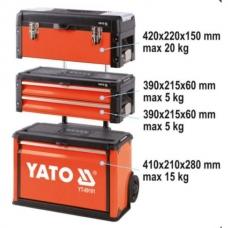 Ящик для инструментов Yato YT-09101