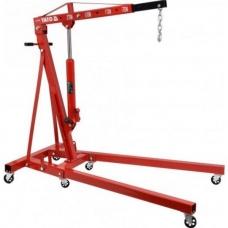 Кран гидравлический для мастерской Yato YT-55557, 2000Kg