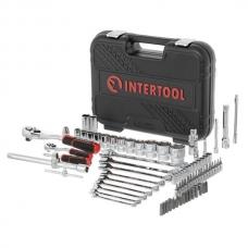 Набор инструментов 82 шт Intertool Storm ET-8082