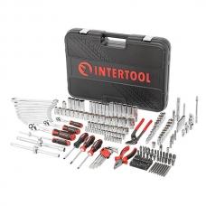 Набор инструментов 233 шт Intertool Storm ET-8233