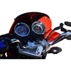 Мотоцикл 16 л.с.  Viper ZS 200A, красный