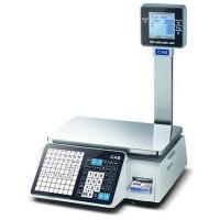 Весы с печатью этикеток CAS CL3000-15P