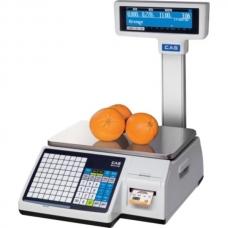 Весы с печатью этикеток CAS CL3500-15P