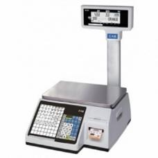 Весы с печатью этикеток CAS CL3500J-15P