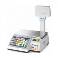 Весы с печатью этикеток CAS CL7200-15U