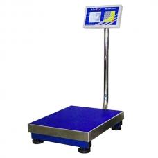 Платформенные весы 100 кг (сертификат) BХП‐100D1.3Т‐1
