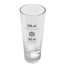 Мерный стакан 100/200 мл (сертификат)