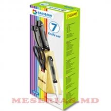 Набор ножей MR-1407