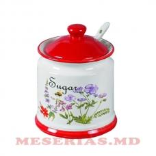 Bol p-u zahăr cu lingură MR-20008-09