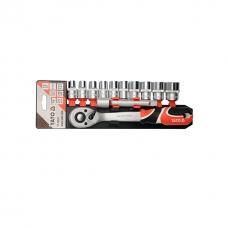 Set de chei cu clichet Yato 38821 1/2″
