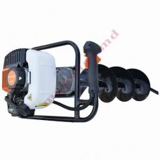 Бензиновый мотобур VIPER AG52 200 мм