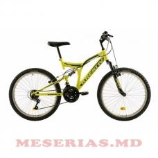 "Bicicletă 24"" DHS Kreativ 2441"