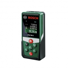 Telemetru cu laser Bosch PLR 30 C