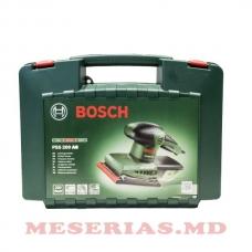 Slefuitor plat cu vibratii Bosch PSS 200 AC