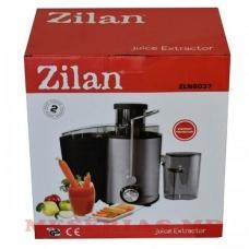 Соковыжималка 1 л, 400 Вт Zilan ZLN-8037