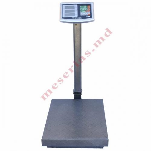 Весы торговые Wimpex 350 kg 6v, металл