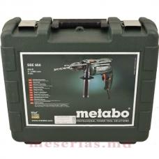 Masina de gaurit cu percutie Metabo SBE 650 cu patron de rasucire