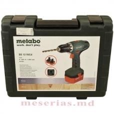 Шуруповерт Metabo BS 12 NiCd