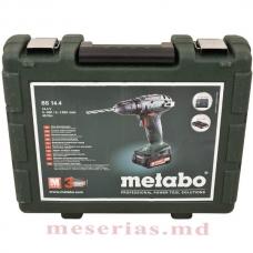 Шуруповерт Metabo BS 14.4 L